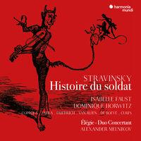 Isabelle Faust  / Melnikov,Alexander - Stravinsky: The Solider's Tale