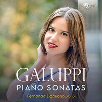 Galuppi / Damiano - Piano Sonatas
