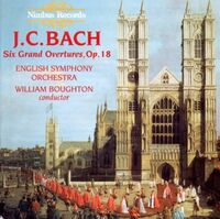 English Symphony Orchestra - 6 Grand Overtures