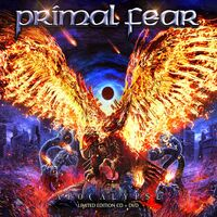 Primal Fear - Apocalypse [Deluxe CD/DVD]