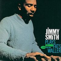 Jimmy Smith - Jimmy Smith Plays Fats Waller [Reissue] (Jpn)