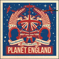 Robyn Hitchcock / Andy Partridge - Planet England EP [Vinyl]
