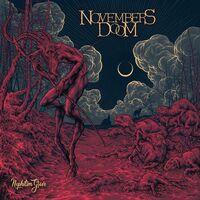 Novembers Doom - Nephilim Grove (Silver Vinyl) (Box) (Colv) (Gate)
