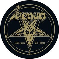 Venom - Welcome To Hell [Deluxe Picture Disc LP]