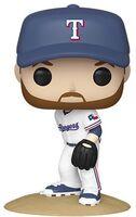 Funko Pop! MLB: - FUNKO POP! MLB: Rangers - Corey Kluber