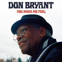 Don Bryant - You Make Me Feel [Indie Exclusive Limited Edition Translucent Red LP]