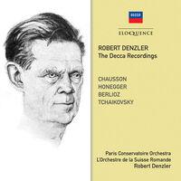 Robert Denzler - Robert Denzler: The Decca Recordings (Aus)