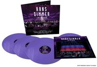 Hans Zimmer - Live In Prague [Colored Vinyl] [Limited Edition] (Purp)