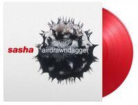 Sasha - Airdrawndagger [Limited Edition 180-Gram Translucent Red Colored Vinyl]