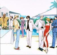 Hideki Sha-V Asanaka Rmst - King Of Fighters '98 - The Definitive Soundtrack
