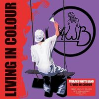 Average White Band - Living In Colour (Cvnl) (Ogv) (Uk)