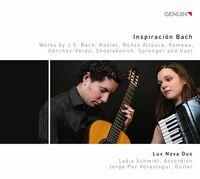 Lux Nova Duo - Inspiracion Bach / Various