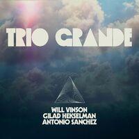 Vinson / Antonio Sanchez / Hekselman,Gilad - Trio Grande (Blue) [Colored Vinyl]
