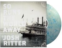 Josh Ritter - So Runs The World Away (Blue) [Clear Vinyl]
