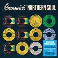 Brunswick Northern Soul / Various - Brunswick Northern Soul / Various [140-Gram Black Vinyl]