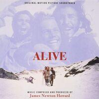 James Howard  Newton (Ita) - Alive (Original Motion Picture Soundtrack)