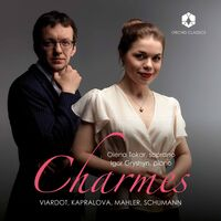 Olena Tokar - Charmes