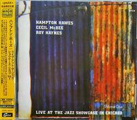 Hampton Hawes - Live At The Jazz Showcase Vol 1 [Reissue] (Jpn)