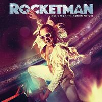 Elton John & Taron Egerton - Rocketman (Music From The Motion Picture) [2LP]