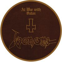 Venom - At War With Satan [Deluxe Picture Disc LP]