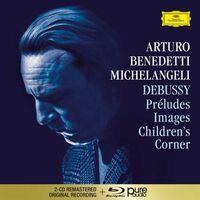 Debussy / Arturo Michelangeli Benedetti - Debussy: Preludes I & II / Images I & II