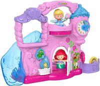 Little People - Fisher Price - Little People Disney Princess Mid Playset
