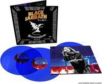 Black Sabbath - The End [Limited Edition Blue 3LP]