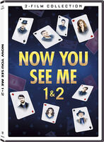 Now You See Me Double Feature - Now You See Me 1 & 2