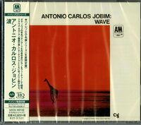 Antonio Jobim Carlos - Wave (UHQCD / MQA - 24bit Remaster)