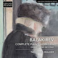 Nicholas Walker - Complete Piano Works 6