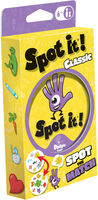 Spot It Classic (Eco-Blister) - Spot it Classic Party Game (Eco-Blister)