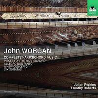 Julian Perkins - Complete Harpsichord Music