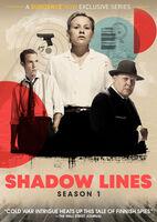 Hannu-Pekka Björkman - Shadow Lines Season 1 (Aka Nyrkki) Dvd (3pc)
