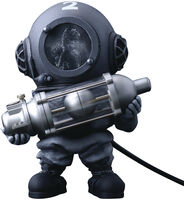 Star Ace Toys - Star Ace Toys - Godzilla 1954 Dr Serizawa Defo Real Soft Vinyl Statue(Net)