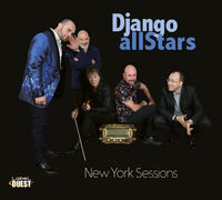 Django Allstars - New York Sessions