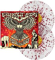 Earthless - From The Ages (IEX) (Clear w/ Dark Red Splatter)