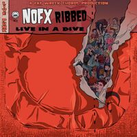 NOFX - Ribbed: Live In A Dive [LP]