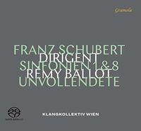 Schubert - Symphonies 1 & 8 (Hybr)