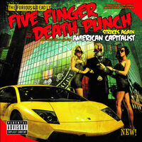 Five Finger Death Punch - American Capitalist [LP]