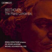 Ronald Brautigam - Beethoven: The Piano Concertos