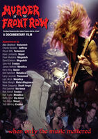 Metallica - Murder In The Front Row: The San Francisco Bay Thrash Metal Story