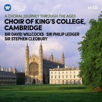 Kings College Choir Cambridge - A Choral Journey Through the Ages