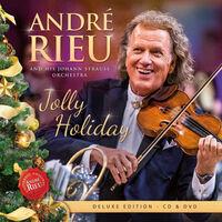 Andre Rieu / Johann Strauss Orchestra - Jolly Holiday [CD/DVD]