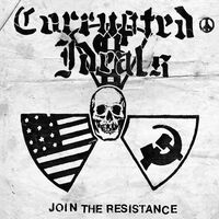 Corrupted Ideals - Join The Resistance (Red Vinyl) [Limited Edition] (Red) [Reissue]