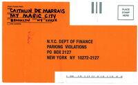Caithlin De Marrais - My Magic City [Limited Edition Color LP]