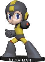 Icon Heroes - Icon Heroes - Mega Man Thunder Wool Polystone Bobblehead