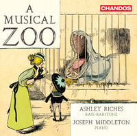 Ashley Riches - Musical Zoo