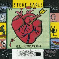 Steve Earle - El Corazon (Hol)