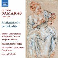 Samaras - Mademoiselle De Belle-Isle (2pk)