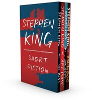 Stephen King - Stephen King Short Fiction (Box) (Ppbk)
